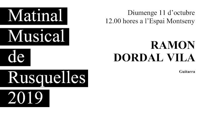 Viladrau Matinal Musical de Rusquelles de l'11 d'octubre de 2020
