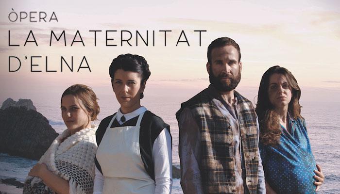 Viladrau Òpera La Maternitat d'Elna