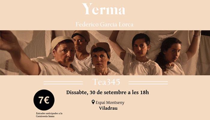 Viladrau Teatre Yerma