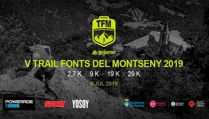 Viladrau 5ª Trail Fonts del Montseny 2019