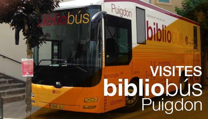 Viladrau Visites Bibliobús 2018